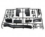 T-Teile Lufteinlass/Mot. MB Actros 56335 Tamiya 9225143 319225143