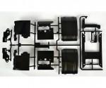 Y-Teile Kotflügel (1) MB Actros 56335 Tamiya 9225145 319225145