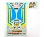 Holiday Buggy 2010 Sticker-Set 58470 Tamiya 9495640 319495640