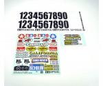 Sticker-Beutel Sand Rover 58500 Tamiya 9495683 319495683