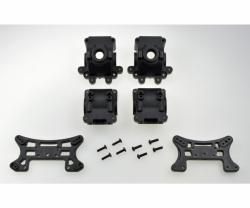 X16 Dämpferbrücken-/Getriebegehäuse Set Carson 405630 500405630