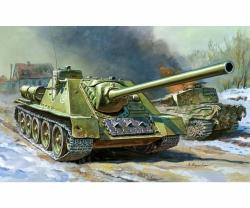 1:100 Self-propelled Gun SU-100 Carson 786211 500786211