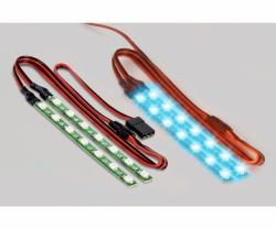 LED Lichtstab Set blau Carson 906232 500906232