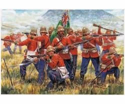 1:72 Zulu Wars - Britische Infanterie Carson 6050 510006050