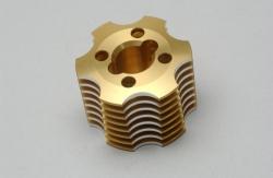 OS Kühlkopf (Gold) 12CV-Hyper