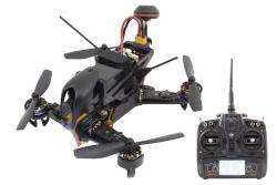 XciteRC FPV Racing-Quadrocopter F210 RTF - FPV-Drohne mit Sony HD-Kamera, OSD, Akku, Ladegerät und DEVO 7 Fernsteuerung Walkera 15003900