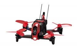 Walkera FPV Racing-Quadrocopter Rodeo 110 RTF - FPV-Drohne mit HD-Kamera, Akku, Ladegerät und DEVO 7 Fernsteuerung Walkera 15004100