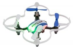 Rocket 65XS 3D - 4 Kanal RTF Quadrocopter blau/ weiß XciteRC 15008050