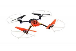 Rocket 250 3D - 4 Kanal RTF Quadrocopter orange XciteRC 15013110
