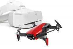 DJI Mavic Air Quadrocopter Flame Red + DJI Goggles Combo DJI 15050160