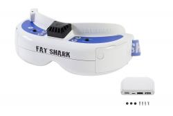 Phantom 3/4 FPV-Set mit Fatshark Dominator V3 FPV Videobrille mit Akku und DJI HDMI-Modul XciteRC 17000320