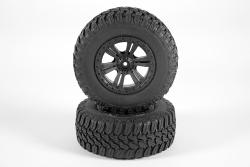 Räder komplett (Paar) für Sand Rail XciteRC 30201023