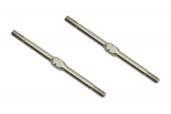 Spurstangen 50mm (2) für SandStorm one10 XciteRC 30300028
