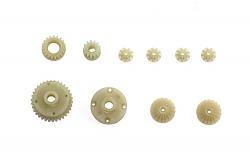 Getriebezahnräder komplett für SandStorm one10 XciteRC 30300042