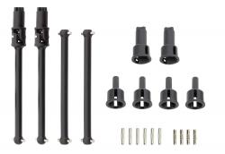 Antriebswellen mit Pins und Radachsen one12 4WD Serie XciteRC 30408005