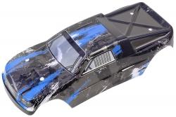 Karosserie und Decals Stadium Truck one12 4WD blau XciteRC 30409002