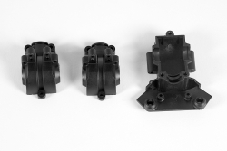 Getriebegehäuse vorne, Getriebeabdeckung hinten für one16 Serie XciteRC 30501015