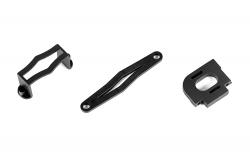 Servo-, Akku- und Motorhalterung  für one16 Serie XciteRC 30501016