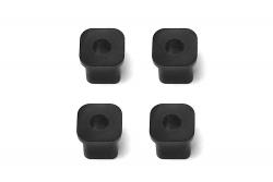 KM-Racing K8 Querlenkerhalterbuchsen hinten für 3 mm Querlenkerstifte (mittig) KM-Racing 31201165