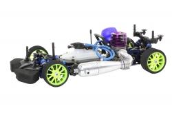 KM K1 Meen Version GP Scale On-Road Wettbewerbsfahrzeug M1:10 KM-Racing 31301000