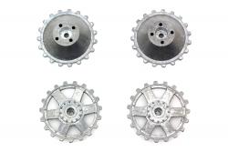 Metall-Kettenräder DAK Pz.Kpfw. IV F-1 XciteRC 35510009