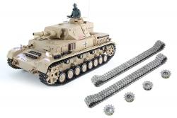 Panzer DAK Pz.Kpfw. IV F-1 - RTR Professional XciteRC 35512000
