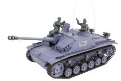 Panzer Sturmgeschütz III Ausf.G.SD.KFZ 142-1 - RTR Sound & Smoke 2.4 GHz XciteRC 35530000