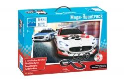 Teknotoys Rennbahn-Set Mega-Racetrack Maßstab 1:43 Teknotoys 39000510