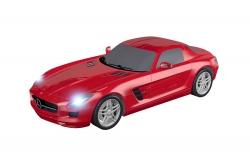 Teknotoys Mercedes-Benz SLS rot Slot-Car 1:43 Teknotoys 39001000