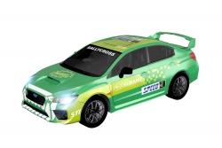 Teknotoys Subaru WRX grün Slot-Car 1:43 Teknotoys 39001017