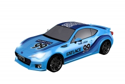 Teknotoys Subaru BRZ blau #99 Slot-Car 1:43 Teknotoys 39001018