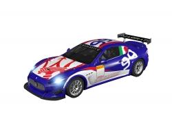 Teknotoys Maserati GT4 #99 Slot-Car 1:43 Teknotoys 39001025
