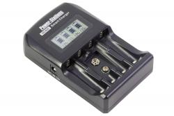 XciteRC Ladegerät für AA/AAA/9V-Akkus XciteRC 52000010