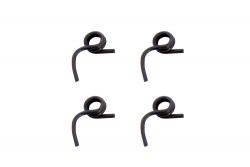 NOVAROSSI Kupplungsfedern Durchmesser 1mm (4 Stück) Novarossi 72304004