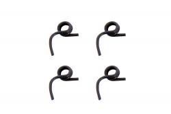 NOVAROSSI Kupplungsfedern Durchmesser 1,1mm (4 Stück) Novarossi 72304005