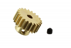 Motorritzel 21Z. (3,17 mm Welle) Modul 0,6 XciteRC 82000421