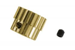 Motorritzel 19Z. (5 mm Welle) Modul 0,6 XciteRC 82000519