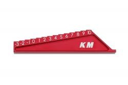 KM-Racing Droop-Einstelllehre 1:8 Onroad KM-Racing 82700017