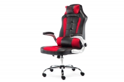MOMO Design Gaming Chair Bürostuhl Chefsessel GC-003 rot/schwarz MOMO-Design 83000019