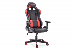 MOMO Design Gaming Chair Bürostuhl Chefsessel GC-004 mit Bluetooth Sound rot/schwarz MOMO-Design 83000023