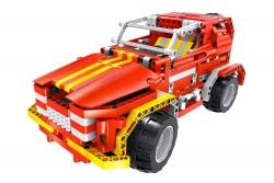 Teknotoys Active Bricks RC 2in1 SUV & Roadster rot mit Fernsteuerung Teknotoys 85000011
