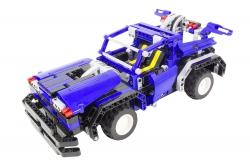 Teknotoys Active Bricks RC 2in1 Cabrio & Limousine blau mit Fernsteuerung Teknotoys 85000013