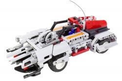 Teknotoys Active Bricks RC 2in1 Sportwagen-Set grau mit Fernsteuerung Teknotoys 85000016