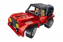 Teknotoys Active Bricks RC 2in1 Offroad-Cars mit Fernsteuerung rot Teknotoys 85000026