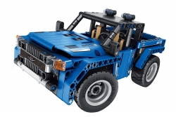 Teknotoys Active Bricks RC 2in1 Pickup Trucks mit Fernsteuerung blau Teknotoys 85000028