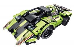 Teknotoys Active Bricks RC 2in1 Racing Cars mit Fernsteuerung grün Teknotoys 85000029