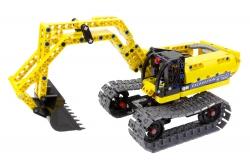 Teknotoys Active Bricks 2in1 Bagger & Roboter Teknotoys 85000050