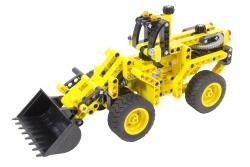 Teknotoys Active Bricks 2in1 Radlader & Panzer Teknotoys 85000052
