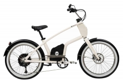 YouMo One X250 E-Bike City-Rider cremeweiss YouMo 87003170