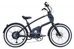YouMo One X250 E-Bike City-Rider schwarzmatt YouMo 87003172